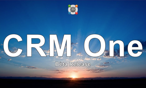 Beta test Joomla CRM One Started